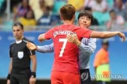 손흥민, 토트넘 훈련 복귀…신태용호에도 희소식