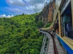 [잼쏭부부의 잼있는 여행] 24 스위스 못지않아! 미얀마 기차 여행