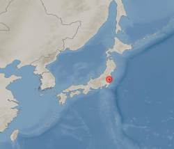 日 이라바키현 규모 5.5 <!HS>지진<!HE> 발생
