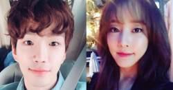 <!HS>김무성<!HE> 의원 아들과 '사내 연애 중'이라는 여배우