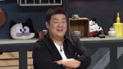 """'냉부해' 유민상, 대표 '먹선수' 몸매 유지 비결 """"닭가슴살?"""""""