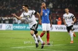 '명불허전 강호 빅매치'…독일-프랑스, 2-2 무승부