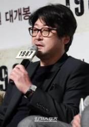 """'1987' 감독 """"김윤석·오달수, 박종철 열사의 고교 후배"""""""