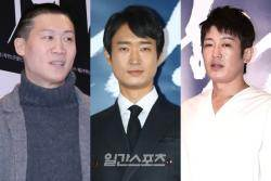 """""""발군의 성장"""" 조우진·진선규·허성태 '명품 조연파'도 세대교체"""