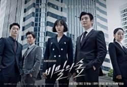'비밀의 숲' 뉴욕타임즈 '국제 TV 드라마 TOP10' 선정[공식]