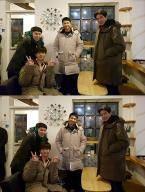 """""""커밍순""""…승기·상윤·세형·성재, '집사부일체' 청춘 4인방 '꽃미소'"""