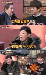 """'한끼' 김용건 """"'아내의 유혹', 몽골에서 시청률 80%"""""""