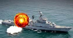 통영 해군 마산함서 원인미상 폭발…1명 사망