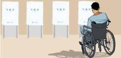 거리에 장애인이 많은 사회가 선진국
