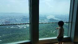 서울 남산공원은 어떻게 아이들의 놀이터가 됐나