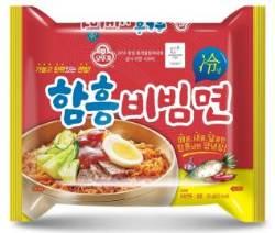 ㈜오뚜기, 신제품 '함흥비빔면' 출시