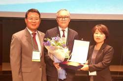 식품산업 발전 기여… 이광원 교수 '오뚜기 학술상' 수상
