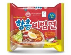 오뚜기, '함흥비빔면' 출시