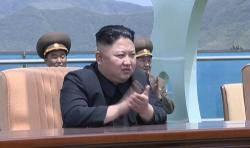 김정은, 대규모 전투비행술경기대회 참관