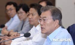 [종합]文대통령, 한미 정상회담 준비·인선 막판 점검
