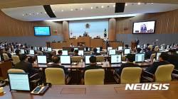 충남도의회, 제297회 임시회 폐회···도민의 삶 향상 관련 15개 안건 처리
