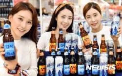 '지역맥주의 힘'···홈플러스 7월 국산맥주 판매비중, 3개월 만에 수입맥주 앞질러
