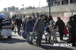 러·이란·터키, 시리아 북부서 반군과 네번째 '안전지대' 합의