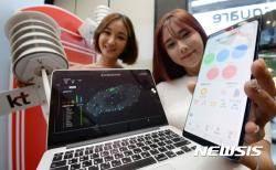 KT, 미세먼지 해소 위해 '에어맵 코리아' 프로젝트 추진