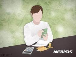 가계부채 갈수록 눈덩이···강원도 7월 가계대출 17조3142억