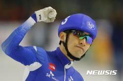 이승훈, 평창올림픽 5개 종목 출전권 확보…이상화는 500m·1000m