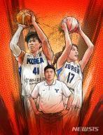 오세근·박지수·은희석, 농구협회 선정 '올해의 농구인'