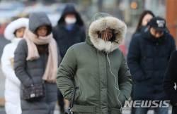 [전국종합]'냉동고' 된 한반도…최강 한파에 폭설까지