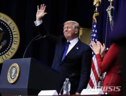 """트럼프 """"中, 대북제재 강화해도 러시아가 숨통"""""""
