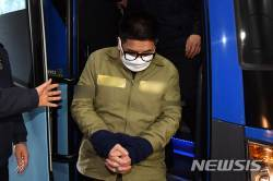 """[종합2보]이영학 1심 사형 선고…""""사회 복귀시 공포·불안 조성"""""""