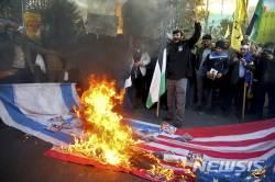 시리아서 이스라엘·이란 갈등 폭발…군사 충돌 위험 고조