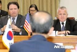 """美 국무부 """"점진적·단계적 北 비핵화 고려 안해"""""""