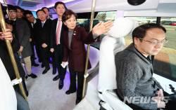 버스・화물차도 자율주행차 개발…연구비 총 500억 투입
