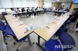 최저임금위 <!HS>전원회의<!HE> 결국 파행…'최저임금법 반발' 노동계 불참