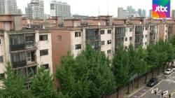 '피사의 사탑' 아파트…붕괴위험 건물에 사는 사람들