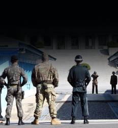 북한군 AK소총 40발 쏴댔는데  우리軍 무대응, 합참은 비공개
