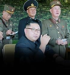 """""""북한, 성공한 한국 무서워해  美가 떠나거나, 전쟁 나거나"""""""
