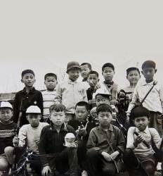 빛바랜 사진 5컷으로 보는  '58년 개띠' 위대한 인생사