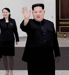 文 새벽잠 안 설쳐도 된다는데··· 김정은 비핵화 유턴, 깜빡이뿐