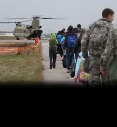주한미군 내달 민간인 대피 훈련  이번엔 사상 처음 미국에 보낸다