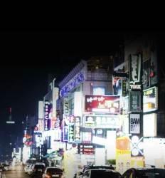 늘 번쩍였던 한국의 밤  '심야 상권'이 사라진다