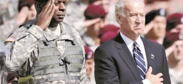 오스틴·라캐머러, 아프간·이라크전 역전의 용사 발탁