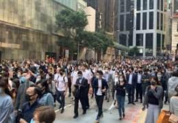 """""""홍콩인들, 제도권 정치 희망 없다 깨달아···해결점 안 보여"""""""