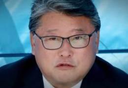 """'미신고 집회' 재판 선 조원진 """"기자회견이었다"""" 무죄 주장"""