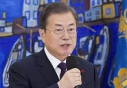 """文, 경찰개혁도 주문···""""검경개혁은 하나의 세트 아닌가"""""""