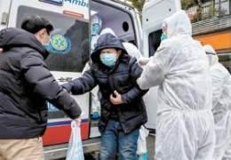 베이징 첫 사망자 발생···우한선 발열환자 1만5000명