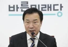"""손학규에 급제동 걸린 호남 3당 통합···""""대표직 유지 꼼수"""""""