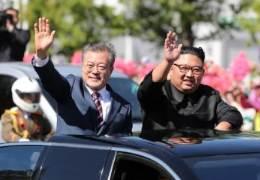 """文대북정책 때린 北 """"남북·북미 선순환 관계? 달나라 타령"""""""