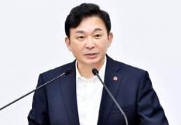 """원희룡 """"편가르기 동의못해"""" 친일청산 꺼낸 광복회장 저격"""