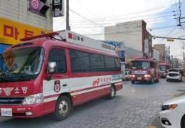주인과 싸운뒤 불질렀다, 마포구 모텔서 2명 사망·9명 부상