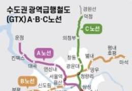 덕정~수원 잇는 GTX-C, 금정서 상록수역 구간도 다닌다